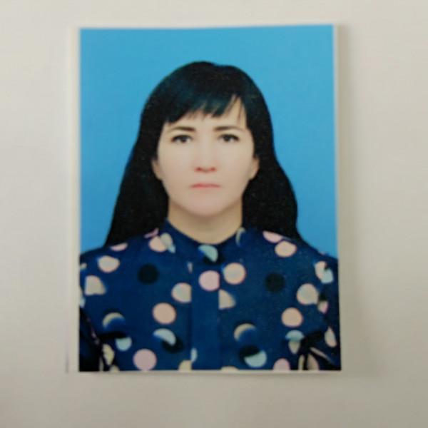 Намазбек кызы Нургуль