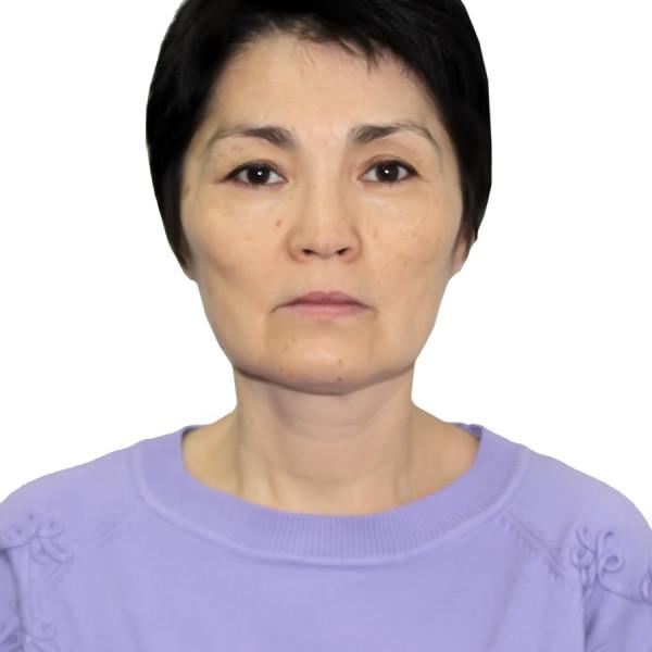 Айдаркулова Айсулу