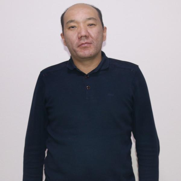 Эргешов Таалайбек