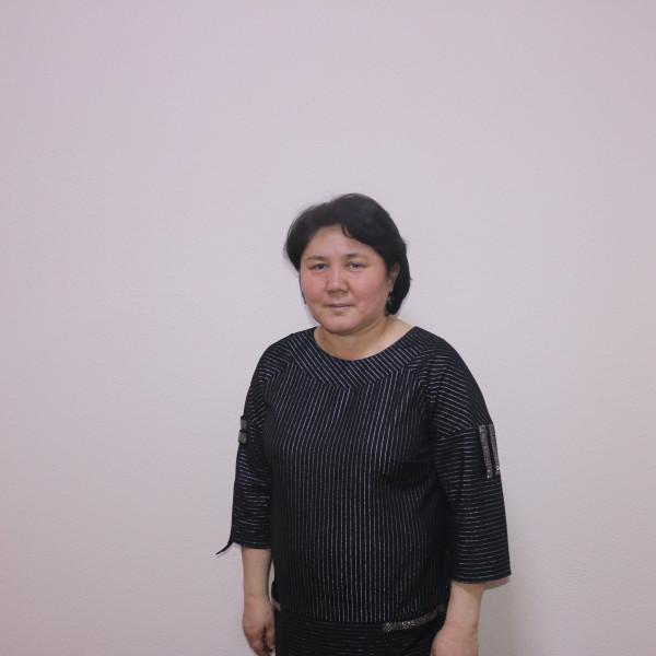 Байбачаева Чолпон