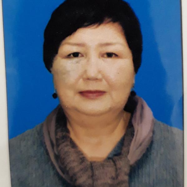 Абдыкаева Гульнара