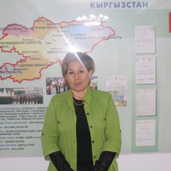 Акжолтоева Калысбубу