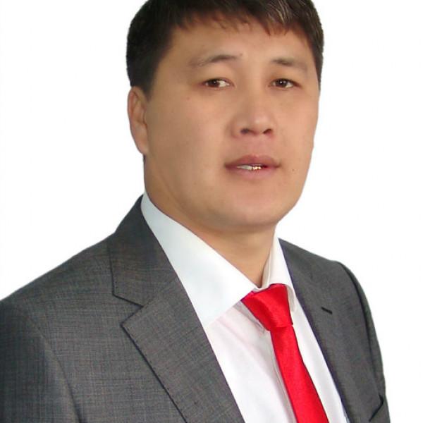 Матмусаев Алмазбек