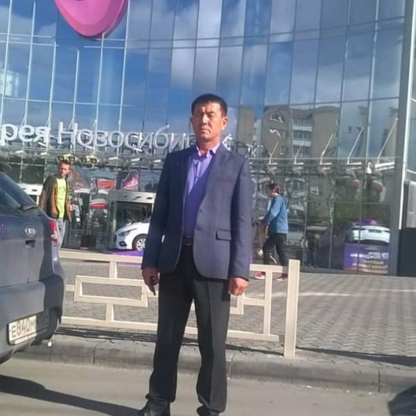 Садыков Алмазбек