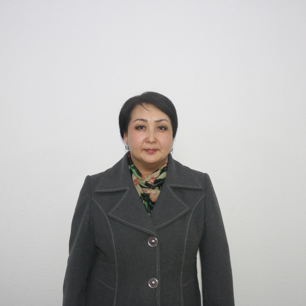 Медерова Назира