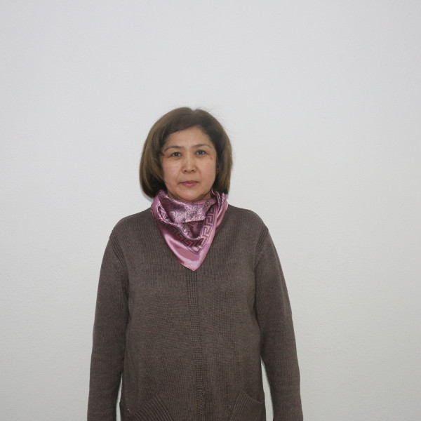 Асанбаева Арзыкан