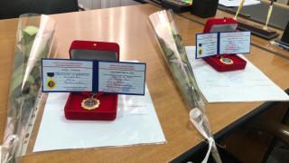 За значительный вклад в развитие системы гарантированной государством юридической помощи в Кыргызской Республике, в Центре по координации гарантированной государством юридической помощи при Министерстве юстиции Кыргызской Республике состоялось награждение