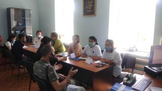 Сотрудники МРО ЦК ГГЮП по Иссык-Кульской, Нарынской областям приняли участие в оказании бесплатной юридической помощи клиентам пробации осужденных и освобождённых от уголовного наказания с применением пробационного надзора.