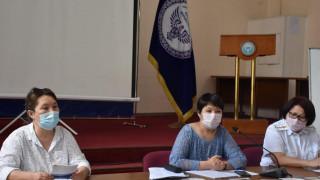 В Министерстве юстиции Кыргызской Республики проведена акция по предоставлению бесплатной консультационно-правовой помощи гражданам.